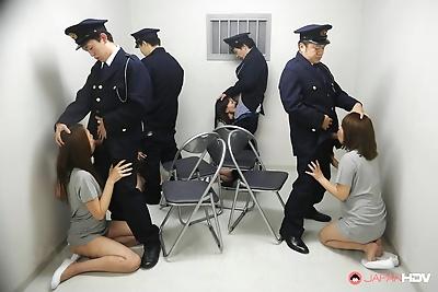 Asian cops fucking asian..