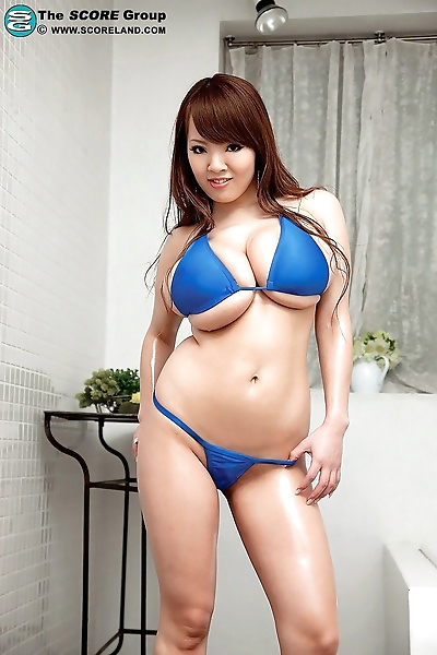 Bigger-chested japanese..