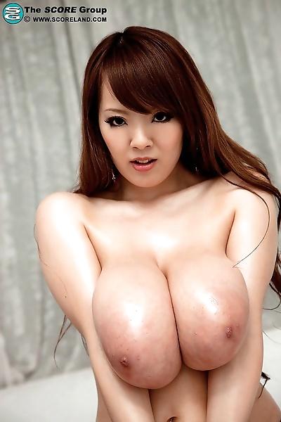 Bigger-chested japanese..