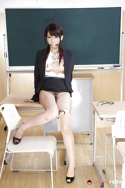 Japanese schoolteacher Maho..
