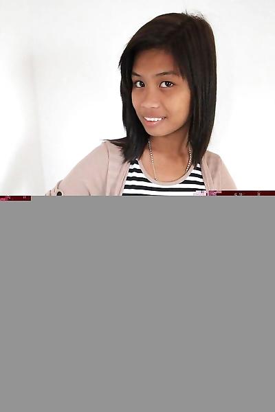 19 year old Asian girl..