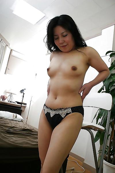 Liberated asian mature lady..