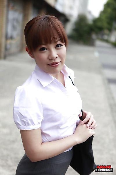 Beautiful Japanese woman Ai..