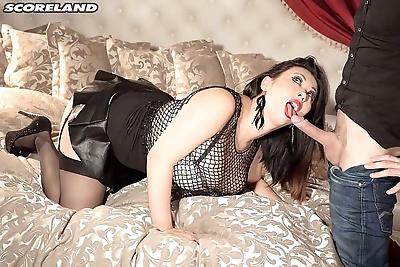 Amazing big tits milf tigerr..