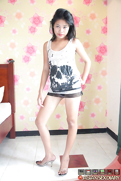 Petite filipina amateur..