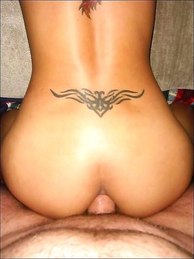 Amateur asian anal..