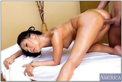 Ravishing asian lady Asa..