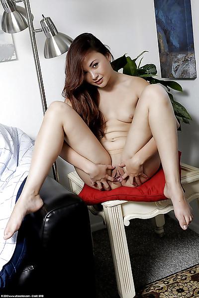 Pretty Asian amateur Kita..