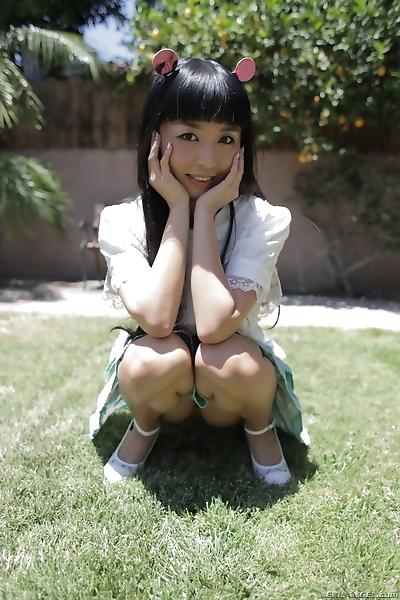 Japanese pornstar Marica..