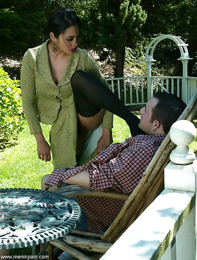 Mature lady Mika Tan catches..