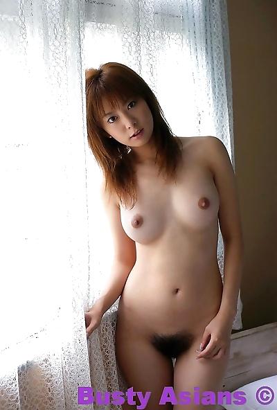 Miyu momoko posing in the bed - part 249